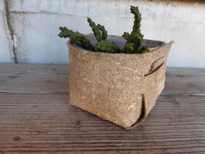 Pot végétal Géochanvre
